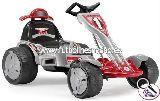 Kart big wheels electric 12 v - foto