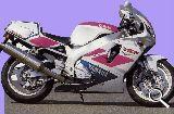 DESPIEZE YZF EXUP 750 1994 - foto