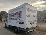 Transportes - Camiones con conductor - foto