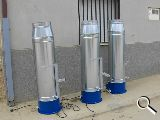 cañones de espuma profesionales - foto
