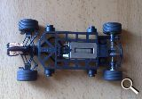 Chasis srs - 2 scalextric - foto