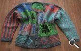 Lote de chaquetas y jersey artesanales - foto