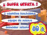 Castillos y Payasos infantiles desde 80€ - foto