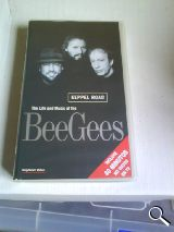 Keppel Road Bee Gees VHS - foto