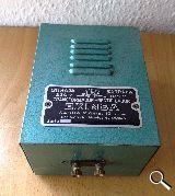 El primer transformador de scalextric - foto