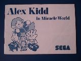 Instrucciones ALEX KIDD in miracle world - foto