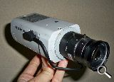 Panasonic wvcp290 - camara cctv - foto