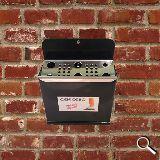 Ceniceros de pared para  exteriores - foto