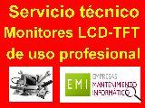 Servicio tecnico  monitores - foto