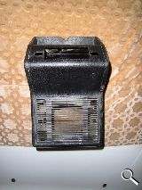 Consola central radio para clasico - foto
