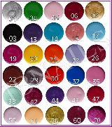 Gel d color para uÑas - foto