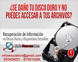 Recuperación de datos HDD - foto