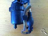 Soporte filtro gasoil kangoo 1.9 diesel - foto