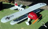 avion heinkel 51 - foto