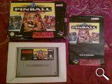Super Pinball completo Super Nintendo - foto