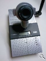 Webcam Linksys WVC54G - foto