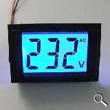 voltimetro corriente alterna 80v-500v - foto