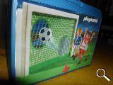 playmobil futbol - foto