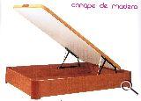 CANAPES DE MADERA - foto