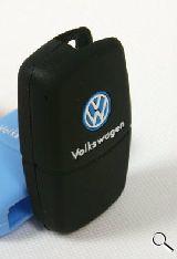 funda de mandos wolkswagen 3 botones. - foto