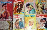 Lote de 6 novelas femeninas - foto