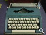 MÁquina de escribir.maritsa - foto