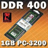 memoria Kingston 2GB DDR 400 PC-3200 - foto