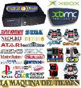 MULTIBOX(NeoGeo Snes Nintendo Sega MAME - foto