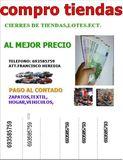 COMPRO. PARTIDAS. STOCK - foto