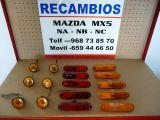Refrectantes laterales mazda Mx5 miata - foto