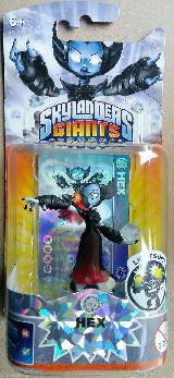 SkyLanders Hex Lightcore EXCLUSIVA RARA - foto