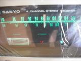 Radioampli cuadrafonico sanyo - foto