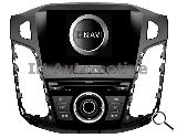 Navegador gps dvd ford focus 3 Android - foto