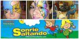 castillos hinchables animación infantil - foto