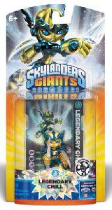 Skylanders Giants Legendary Chill LightC - foto