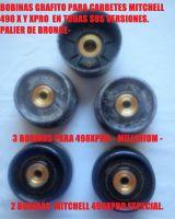 Bobinas Profundas Mitchell 498X- 498XPRO - foto