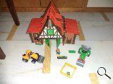 playmobil granja medieva (2) - foto