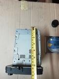 Navegador y radio cd original más antena - foto