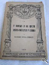 El feminismo  aspectos juridicos, 1920 - foto