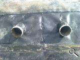 Reparacion balsas de tierra - foto