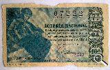 REBAJADO LOTERíA 1964 Y AñOS 80