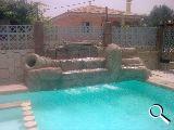 decoracion de piscina - foto
