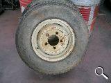 Llanta con rueda para landrover - foto