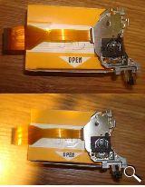 Laser dvd navegador recambio - foto