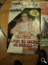 REVISTAS CAMBIO 16 1984
