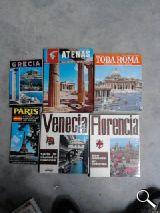 LOTE DE 6 LIBROS ZONAS TURISTICAS - foto