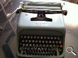 Maquina escribir olivetti - foto