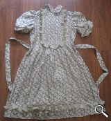 Vestidos vintage largos para niña - foto