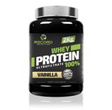 Whey protein 100%profesional 2kg - foto