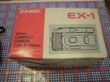 Casio camara 35m EX-1 con motor flash - foto
